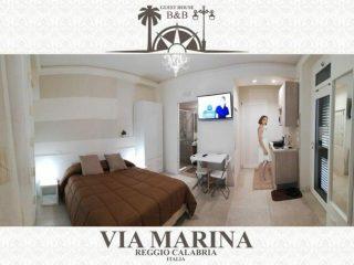 Luxury guest house via marina reggio calabria bed breakfast